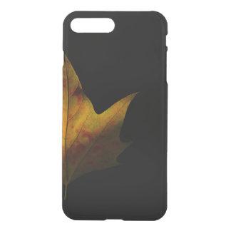 Funda Para iPhone 8 Plus/7 Plus yellow leaf