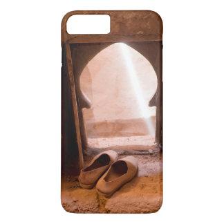 Funda Para iPhone 8 Plus/7 Plus Zapatos marroquíes en la ventana
