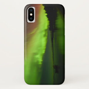0704dc81156 Fundas Aurora Boreal para iPhone X | Zazzle.es