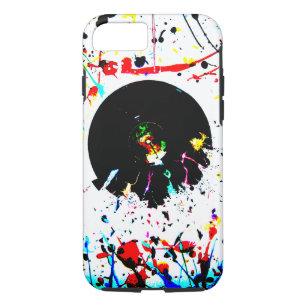 0d7c3d43af1 Funda Para iPhone 8/7 Estuche rígido de Iphone 7 del desplome del vinilo