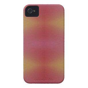 0d18c5a0f63 Carcasa Para iPhone 4 De Case-Mate Fondo sutil suave amarillo color de rosa  adaptable