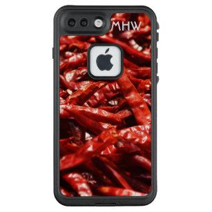 f31bf037654 Funda FRÄ' De LifeProof Para iPhone 7 Plus El chile picante sazona las  cajas de