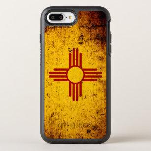 2c1aa1ff44e Funda OtterBox Symmetry Para iPhone 8 Plus/7 Plus Bandera negra del estado  de New