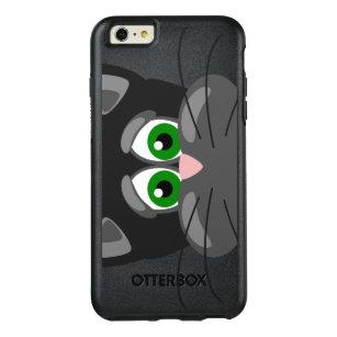 073e97aae19 Funda Otterbox Para iPhone 6/6s Plus Gato negro de ojos verdes