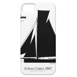 Funda Para iPhone SE/5/5s 1867 cortador solent - fernandes tony
