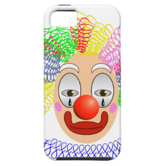 Funda Para iPhone SE/5/5s 97Clown Head_rasterized