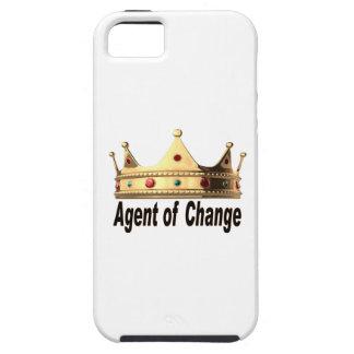 Funda Para iPhone SE/5/5s Agente del cambio