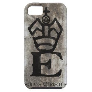FUNDA PARA iPhone SE/5/5s AGUANTE SOLUS CHRISTUS