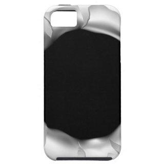 Funda Para iPhone SE/5/5s Agujero o rasgón de bala a través del fondo
