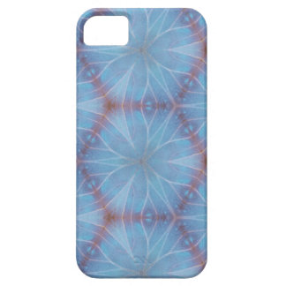 Funda Para iPhone SE/5/5s Ala azul Caleidoscopic de la mariposa