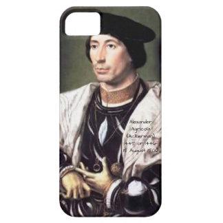 Funda Para iPhone SE/5/5s Alexander Agricola (Ackerman)