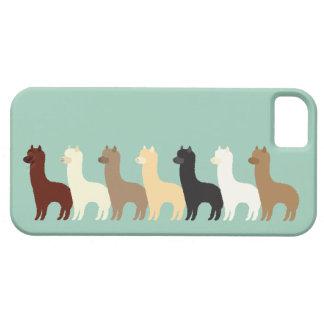Funda Para iPhone SE/5/5s Alpaca