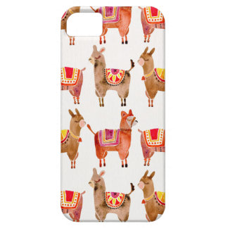 Funda Para iPhone SE/5/5s Alpacas