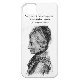 Funda Para iPhone SE/5/5s Amalie von Preussen de Ana