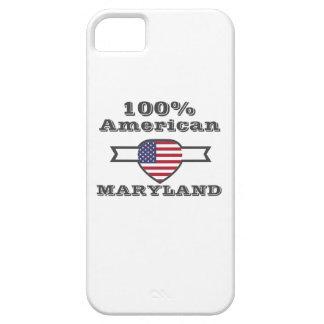 Funda Para iPhone SE/5/5s Americano del 100%, Maryland