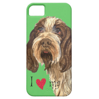 Funda Para iPhone SE/5/5s Amo mi Spinone Italiano