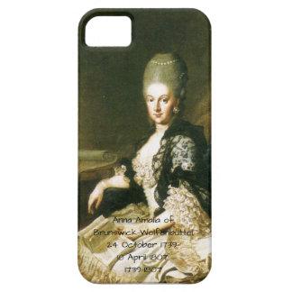 Funda Para iPhone SE/5/5s Ana Amalia de Brunswick-Wolfenbuttel 1739-1807