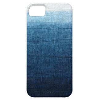 Funda Para iPhone SE/5/5s Añil minimalista del acercamiento 2