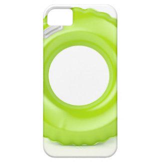 Funda Para iPhone SE/5/5s Anillo verde de la nadada