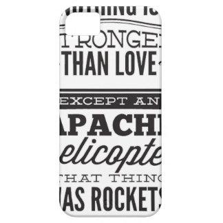 Funda Para iPhone SE/5/5s Apache