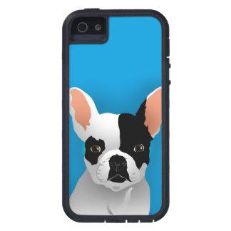 Funda Para iPhone SE/5/5s Arte del dogo - dogo francés