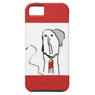 Funda Para iPhone SE/5/5s Arte divertido del animal del dibujo del elefante