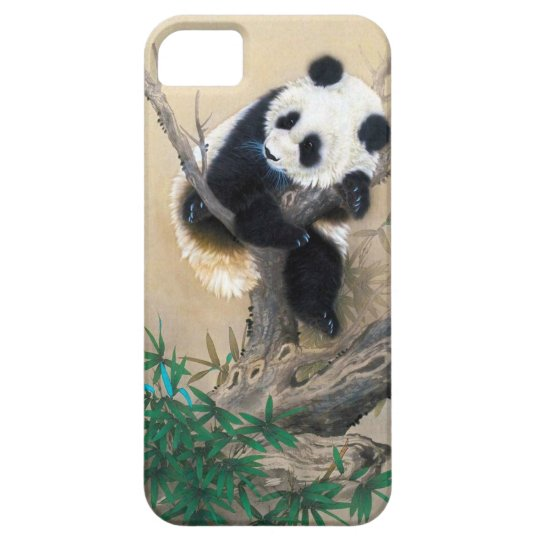 Accesorios iPad, iPhone, iPod: Funda Oso Panda para iPhone 5
