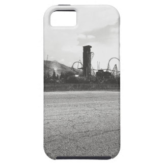 Funda Para iPhone SE/5/5s Asfalto 1 de la laguna