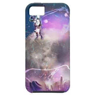 Funda Para iPhone SE/5/5s Astronauta que monta Nova estupendo
