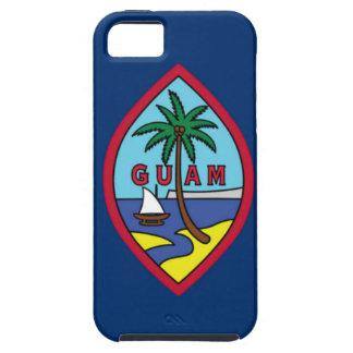 Funda Para iPhone SE/5/5s ¡Bajo costo! Bandera de Guam