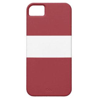Funda Para iPhone SE/5/5s ¡Bajo costo! Bandera de Letonia