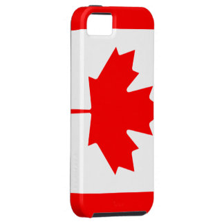 Funda Para iPhone SE/5/5s Bandera canadiense