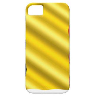 Funda Para iPhone SE/5/5s Bandera de Bélgica