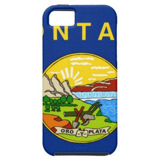 Funda Para iPhone SE/5/5s Bandera de Montana