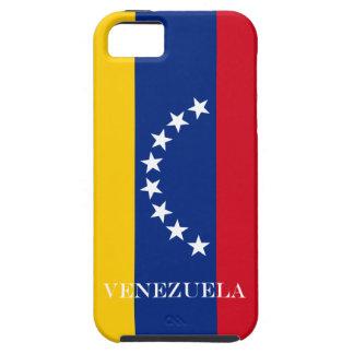 Funda Para iPhone SE/5/5s Bandera de Venezuela