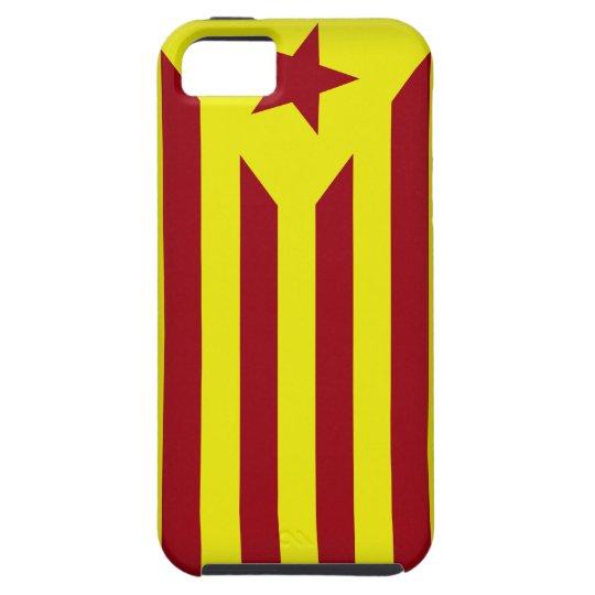 Funda Para iPhone SE/5/5s Bandera Estelada Catalana