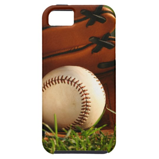 Funda Para iPhone SE/5/5s Baseball