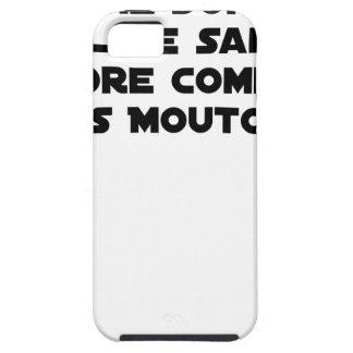 FUNDA PARA iPhone SE/5/5s BEBÉ NO DUERME YA QUE NO SABE AÚN CONTAR