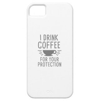 Funda Para iPhone SE/5/5s Bebo el café