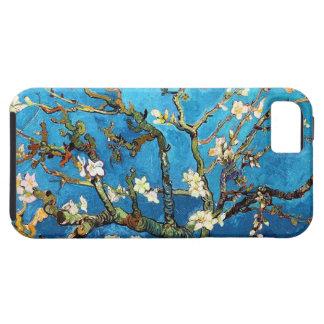 Funda Para iPhone SE/5/5s Bella arte floreciente del árbol de almendra de