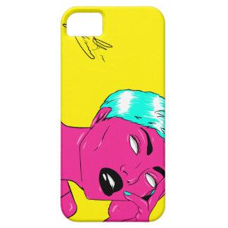 Funda Para iPhone SE/5/5s belleza del arte pop