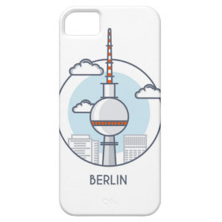 Funda Para iPhone SE/5/5s Berlin