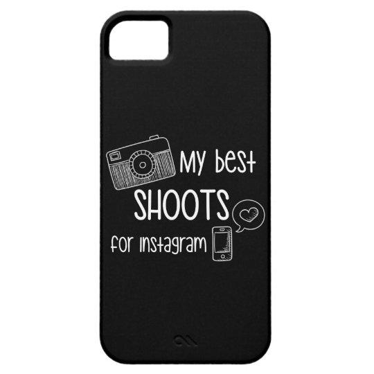 Funda Para iPhone SE/5/5s Black Phone case
