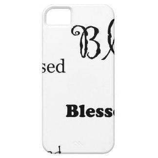 Funda Para iPhone SE/5/5s Blessed11