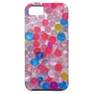 Funda Para iPhone SE/5/5s bolas del agua del colore