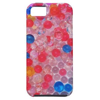 Funda Para iPhone SE/5/5s bolas transparentes del agua