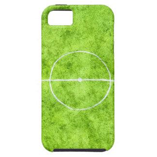 Funda Para iPhone SE/5/5s Bosquejo del campo de fútbol