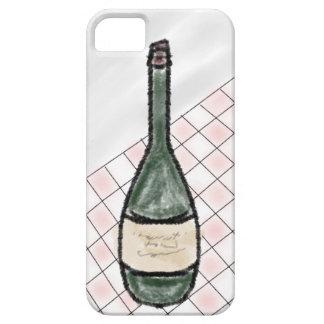 Funda Para iPhone SE/5/5s Botella de vino