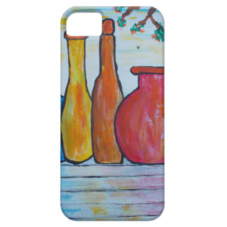 Funda Para iPhone SE/5/5s Botellas monumentales