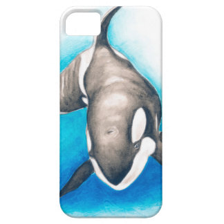 Funda Para iPhone SE/5/5s Buceo de profundidad de la orca